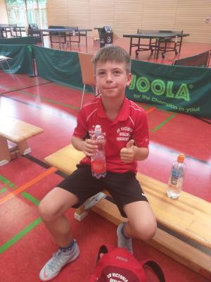 Vorschaubild zur Meldung: Tischtennis-Nachwuchs spielt bei der Landesbereichsrangliste