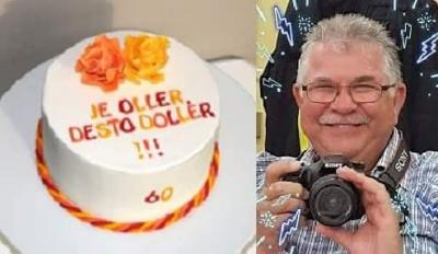 Foto zu Meldung: 60. Geburtstag