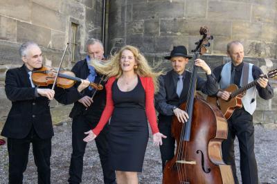 """Foto zur Meldung: Sommerkonzert  in Reinharz mit """"The String Company"""" aus Erfurt"""