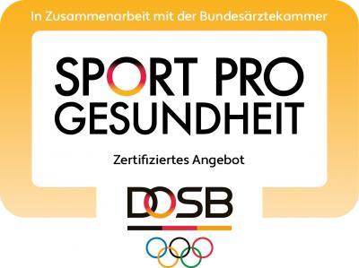 Sport Pro Gesundheit DOSB
