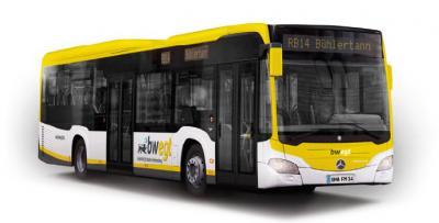 Vorschaubild zur Meldung: Neue Regiobuslinie RB14 und Fahrplanänderungen ab 1.09.2020