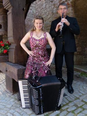 Foto zur Meldung: Musette meets Swing – Spätsommerkonzert am 11. September in Trappenkamp