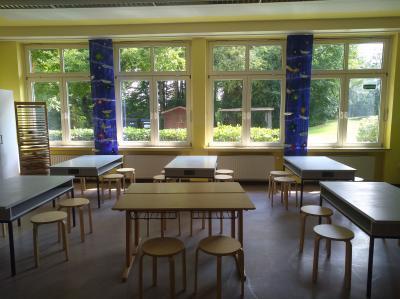 Bild der Meldung: Unterricht nach den Herbstferien
