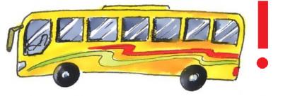Vorschaubild zur Meldung: Bitte um Beachtung - Änderungen bei der Busaufsicht