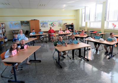 Der erste Schultag