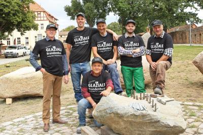 Eröffnung Glaziale Brandenburg