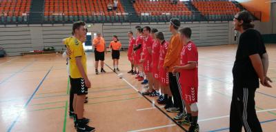 ma/mB: Trainingslager statt Junior Cup