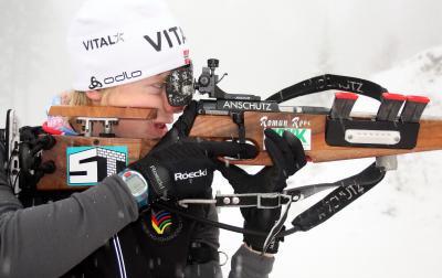 Vorschaubild zur Meldung: Medaillenregen für Schwarzwälder Biathleten in Altenberg