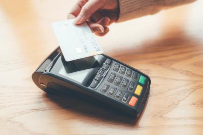 Vorschaubild zur Meldung: Kontaktlose Zahlung im Rathaus möglich