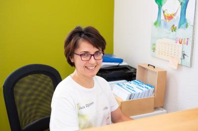 Neue Mitarbeiterin: Julia Djojan