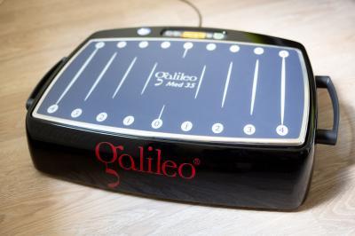neues Theapiegerät: Galileo