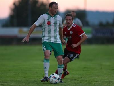 Bild der Meldung: Oberpolling zeigt gute Leistung gegen Landesligisten Sturm Hauzenberg