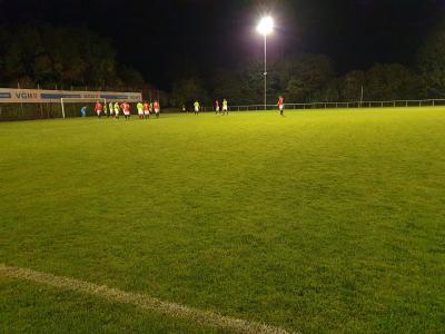Vfl Bückeburg- FC Hevesen