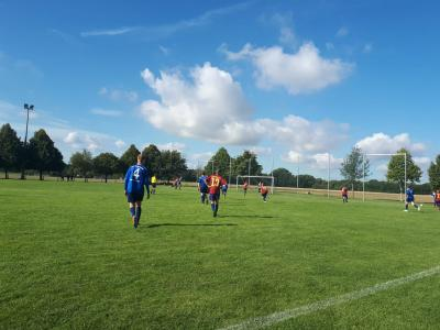 Foto zur Meldung: Kreispokal B-Junioren