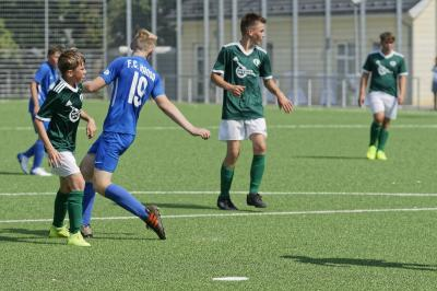 Erfolgreiches Wochenende für Demminer Fußballer