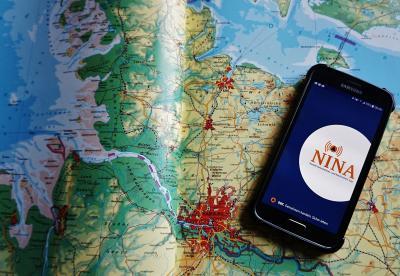 Die WarnApp NINA funktionierte am Warntag - aber nicht wie geplant