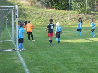 Vorschaubild zur Meldung: Fußball_E2-Junioren: SG SV 49 Eckardtshausen II - FSV Eintracht Eisenach II