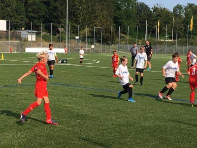 Vorschaubild zur Meldung: Fußball_E1-Junioren: FSV Eintracht Eisenach – SG Mosbacher SV