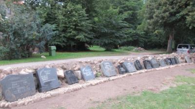Foto zu Meldung: Eine neue Friedhofsmauer mit Lapidarium für Ludwigsburg