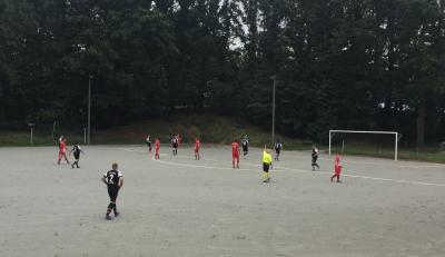 Foto zur Meldung: A-Jugend startet mit Auswärtssieg, 1. und 2. Männer sowie D-Junioren unterliegen knapp zu Hause