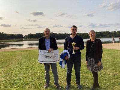 Vorschaubild zur Meldung: VC Fortuna Kyritz ausgezeichnet