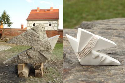Vorschaubild zur Meldung: Bergfest der Bildhauer