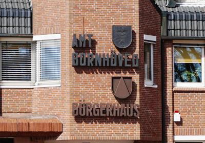Foto zur Meldung: Amt Bornhöved: Einwohnermeldeamt im Oktober teilweise geschlossen