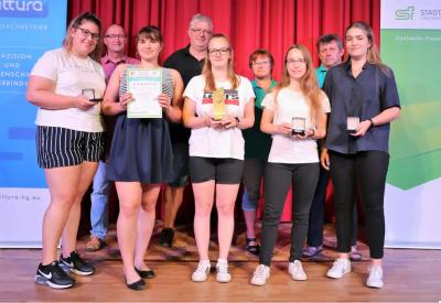"""Foto zur Meldung: Kegeln: Sportlerehrung 2020 in Finsterwalde """"Alt Nauendorf"""""""