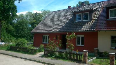 Foto zur Meldung: Doppelhaushälfte mit Einliegerwohnung in Großen Luckow