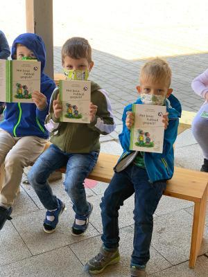 Vorschaubild zur Meldung: Schulanfangsfeier für unsere Erstklasskinder