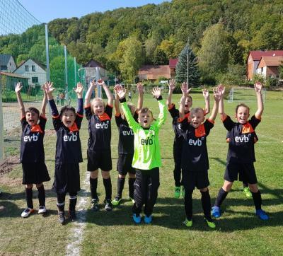 Vorschaubild zur Meldung: Fußball_F-Junioren: Fair-Play-Turnier in Creuzburg