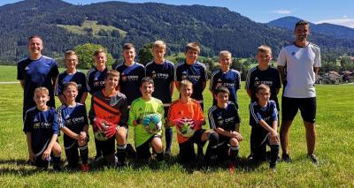 Vorschaubild zur Meldung: Jugendabteilung - U13 Erster Sieg im Auftaktspiel der BOL