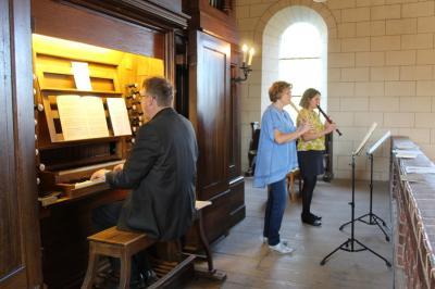 Foto zur Meldung: Orgeleinweihung und Festkonzert in der Stadtkirche