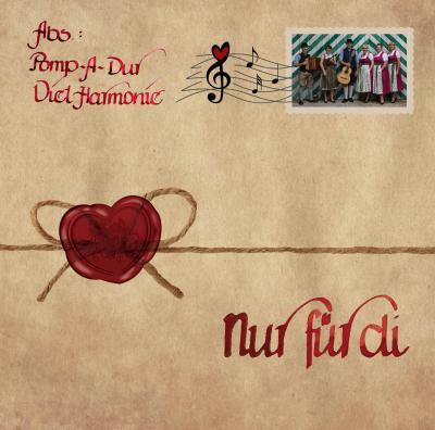 """Vorschaubild zur Meldung: """"Nur für di"""" , CD Präsentation mit viel Harmonie und vui Gfui"""