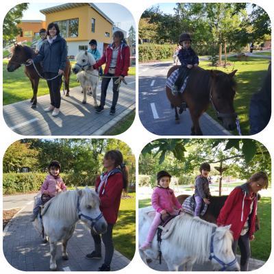 Vorschaubild zur Meldung: Ponyreiten