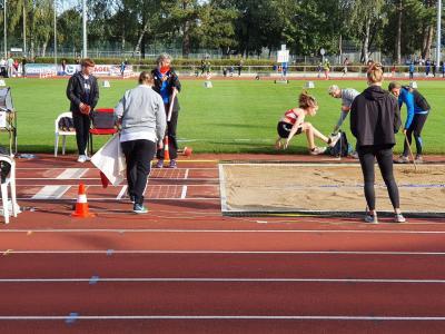 Medaillengewinn beim Ostseepokal in Rostock