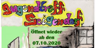 Foto zur Meldung: Jugendraum in Seigendorf öffnet wieder
