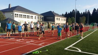 Foto zur Meldung: 23.Oberhofer Halbstundenlauf 23.09.2020