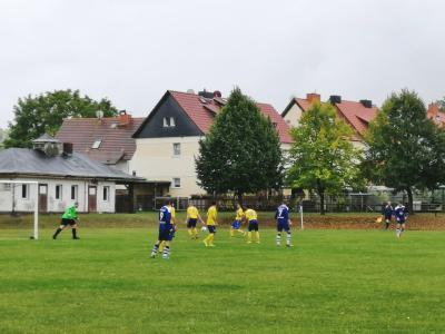 Foto zur Meldung: Bleicherode mit Sieg gegen die SG Blau-Gelb Görsbach weiterhin an der Tabellenspitze