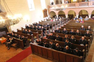 Vorschaubild zur Meldung: Festgottesdienst zum 140.Bestehen der FFW Ziesar