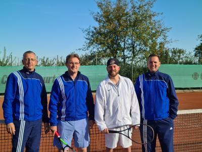 Foto zur Meldung: Meisterschaft für 2.Herren Team!