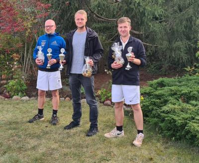 62.Brandenburger Tennis Turnier - 5 Wusterhausener am Start