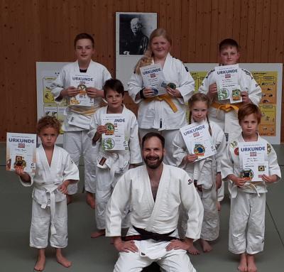 Bild der Meldung: Judo von Zuhause aus