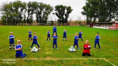 Foto zur Meldung: Start der F-Junioren in die Saison 2020/2021
