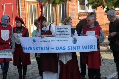 """Foto zur Meldung: Präsentation """"Unser Dorf hat Zukunft"""""""