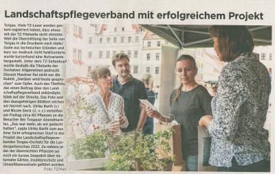 Torgauer Zeitung 9. September 2020