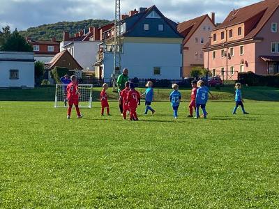Foto zur Meldung: Fairplay-Turnier der G-Junioren in Bleicherode