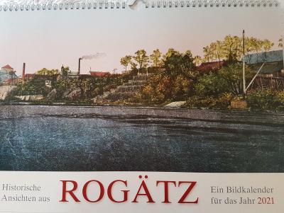 Das Titelbild diesmal eine gut 120 Jahre alte Postkarte, gemalt
