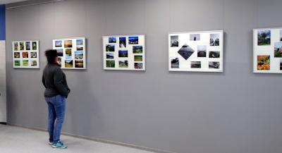 Foto zur Meldung: 6. Fotoausstellung eröffnet