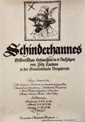 """""""Schinderhannes"""""""